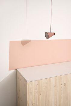 Via Susanna Vento | Pink Styling | Menu Bollard Lamp