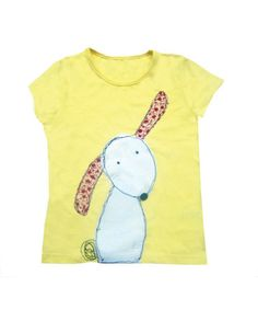 Easter Rabbit TShirt by WithHugsandKisses on Etsy, $14.99