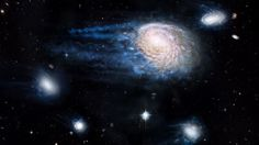 EWAO Don't freak out but, something mysterious is killing 11,000 nearby galaxies
