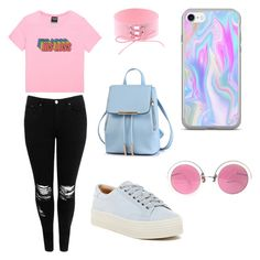 """""""Untitled #22"""" by mia-starr-zamora on Polyvore featuring Boohoo, Marc Fisher LTD and Christian Lacroix"""