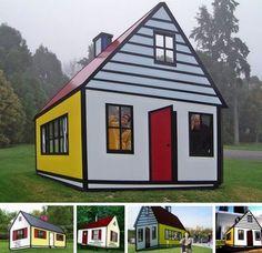Roy Lichtenstein House