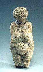 Venus of Kostenky (c.23,000 - 21,000 BCE)