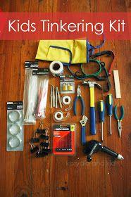 Katydid and Kid: A Kids' Tinkering Kit