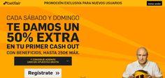 el forero jrvm y todos los bonos de deportes: betfair 250 euros cash out + 100 bienvenida fines ...