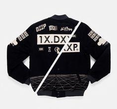 10DEEP / Sponsored Canvas Jacket