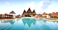 Think I found our honeymoon destination! Essque Zalu Zanzibar, Zanzibar, Tanzania #luxurylink #honeymoon