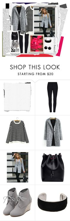 """""""Trendy Tweed"""" by amber-lanehart ❤ liked on Polyvore featuring OPI, WithChic, Isabel Marant, Karen Kane, women's clothing, women, female, woman, misses and juniors"""