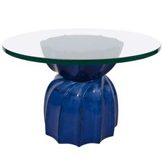 Shop tables and other modern, antique and vintage tables from the world's best furniture dealers. Table Furniture, Cool Furniture, Modern Furniture, Ceramic Table, Patio Table, Cocktail Tables, Vintage Table, Ceramics, Antiques