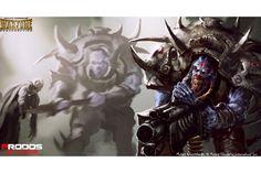 Guardián Pretoriano de la Legión Oscura