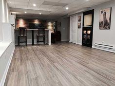Inspirational Flooring Ideas for Basement