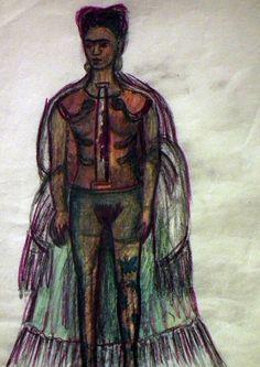 """""""Las Apariencias Engañan"""", A Frida Kahlo's Painting At Frida Kahlo Museum """"La Casa Azul"""" (México. 2012)   by Gustavo Thomas, Flickr."""