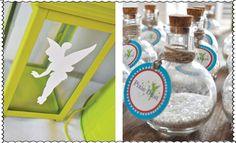 peter pan wedding ideas | Na mesa das crianças giz de cera ...