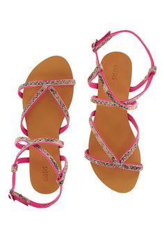 Oasis sandals