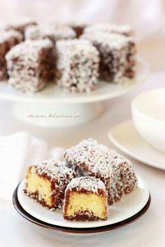 Polish Desserts, Polish Recipes, My Favorite Food, Favorite Recipes, Yummy Food, Tasty, Cake Cookies, I Foods, Food Inspiration