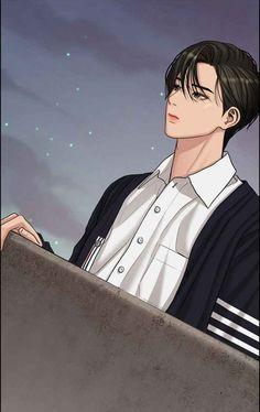 Suho, Anime Boy Zeichnung, Manga Anime, Anime Art, Why Dont We Boys, Lee, Kawaii Wallpaper, True Beauty, Cartoon Art