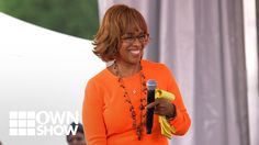 Gayle King, editor-at-large for O, The Oprah Magazine, has been Oprah's best friend since they were in their early She shares some behind-the-scenes stories from tour and what her favorite part of each weekend is. Iyanla Vanzant, Oprah Winfrey, Master Class, Editor, Favorite Quotes, Behind The Scenes, Best Friends, Interview, Join