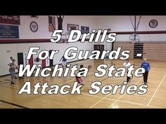 5 Drills For Guards - <br> Wichita State Attack Series