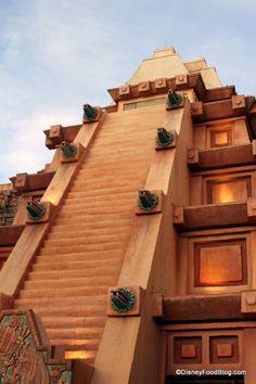 Epcot's Mexico Pavilion!!