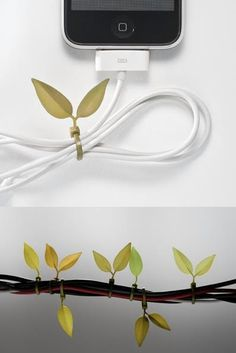 leaf for cables