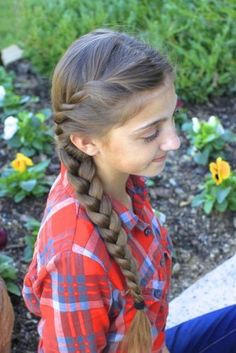 Style Ideas for Your Side Braids 4