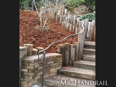 Organic Handrail