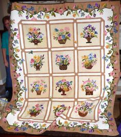Sue Garman: Part One: Workshops, Retreats, a Mystery... and More!!!Love the border treatment