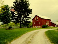 Iowa Farm- Home Sweet Home