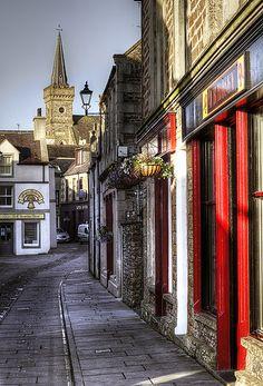Victoria St. in Stromness, Orkney, Scotland   Flickr - Photo Sharing!