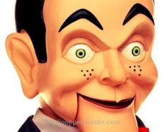 Standard #Slappy From #Goosebumps #Ventriloquist Dummy GET IT NOW<> http://puppet-master.com/famous-ventriloquist-dummies-goosebumps-slappy #ventriloquism #dolls #puppets