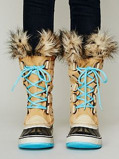 Joan Of Arctic Boot -- They come out with nicer colors years after I bought mine. -_-
