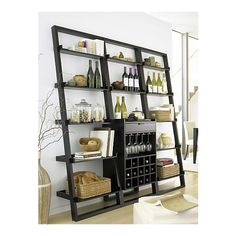 I have the desk version of this! So when I'm done with having the worlds largest vanity I could then use it as a pretty bar display and put a wine fridge underneath!