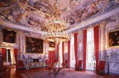 Genova Palazzo Grimaldi Spinola di Pellicceria, Galleria Nazionale - salone - ©GalleriaNazPalazzoSpinola