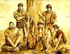 Resultado De Imagen De Rainbow Nisha Rokubou No Shichinin Anime Japan Otaku Anime