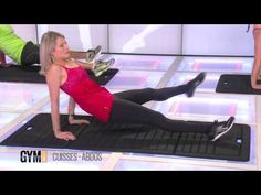 Renforcement musculaire 98 : Cuisses - YouTube