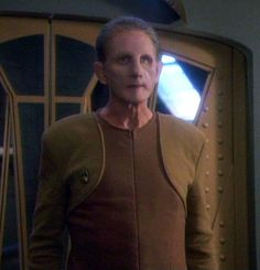 Star Trek Deepspace Nine Odo/Bajoran Men's by CostumeQuartermaster