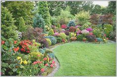 Garden Ideas Around Trees - Cadagu.com
