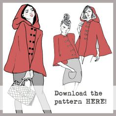 Free Pattern – The Fairy Tale Cape