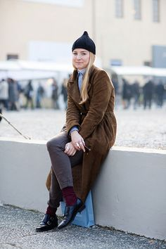 COUTE QUE COUTE: THE VERY BEST OF THE SARTORIALIST / JANUARY 2013
