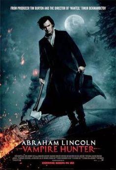 Abraham Lincoln: Thợ Săn Ma Cà Rồng | xem phim online - phim hay nhất youtube