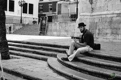 Stadtmusiker in Sevilla Cadiz, Sony, Sevilla, Travel