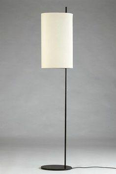 Royal floor lamp, 1956, by Arne Jacobsen