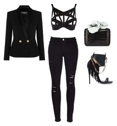 """The Femme Fetale"" by patrise-henry on Polyvore"