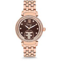 Ceasuri Dama :: CEAS FREELOOK F.4.1021.05 - Freelook Watches Watches, Gold Watch, Swarovski, Women's Fashion, Rose, Accessories, Crystal, Fashion Women, Wristwatches