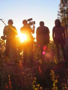 La Buhardilla de Iriadora: IV Festival de creación audiovisual TIEMPO SUR