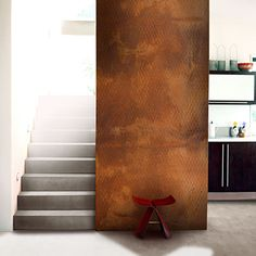 rivestimento rusty (corten 3mm)