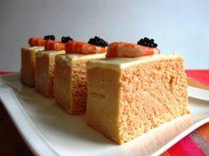Pastel de pescado y langostinos fresquera y bajo en carbohidratos. Vanilla Cake, Cheesecake, Menu, Desserts, Blog, Diy, Home, Icebox Pie, Puddings