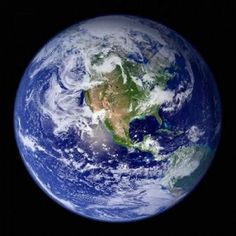 An image of the Earth constructed from NASA's Terra satellite. Image credit: NASA/Goddard Scientists have long known earthquakes can cause the Earth to vibrate for extended periods of time. Earth And Space, Les Cowboys Fringants, Flat Earth, We Are The World, Our Solar System, Windows Xp, Windows Phone, Our Planet, Planet Sun
