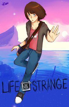 Life is Strange - Max Caulfield   by Thata-chann