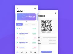 Bitcoin Wallet designed by Dmitry Mashkin. Connect with them on Dribbble; Bitcoin Wallet, Buy Bitcoin, Ui Inspiration, Bitcoin Mining, Blockchain, Need To Know, Are You The One, Things To Come