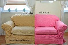Dramatic Sofa Colour Change Coverssofas